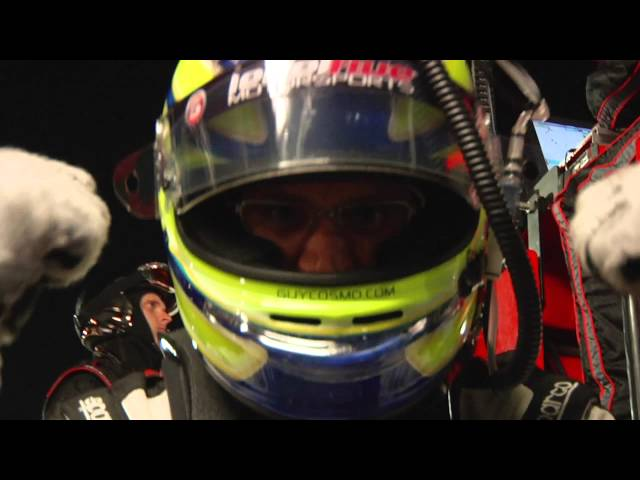 Level 5 Reaction to Victory at Petit Le Mans 2013
