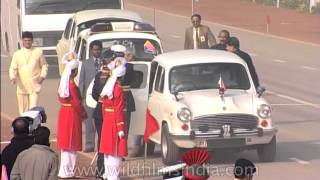 Indian VIP's and politicians used to favour the Hindustan Ambassador!