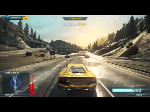 NFS001| NEED FOR SPEED MOST WANTED: COMO EN LOS VIEJOS TIEMPOS