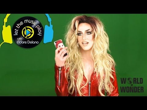Adore Delano's Let The Music Play – Outtakes