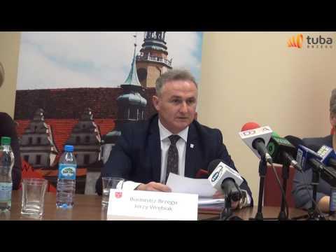 Niebezpieczne chemikalia w Brzegu i Olszance konferencja prasowa 10 03 2017