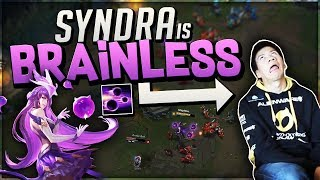 Shiphtur | This Champion is Brainless | Star Guardian Syndra
