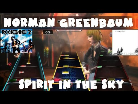 Norman Greenbaum - Spirit in the Sky - @RockBand 2 Expert Full Band