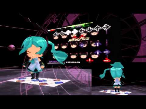 【mmd】miku Vs Possession【ddr】with Clap video