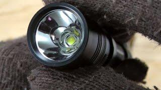 Review: ThruNite TN12 (2014 version) - Powerful, sturdy flashlight
