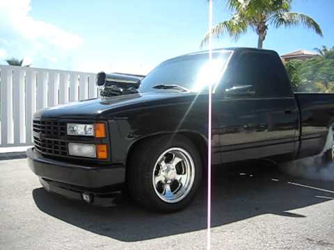 1990 Chevy Truck 454ss / 605ss 1000hp+ FOR SALE - YouTube