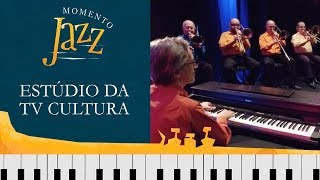 Estúdio da TV Cultura | Momento Jazz
