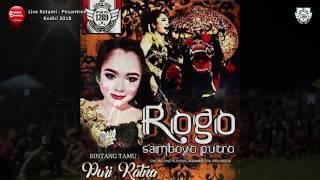 PURI RATNA - Egois | ROGO SAMBOYO PUTRO Live Lap Ketami 2018
