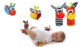 Newborn Plush Sock Baby Toy