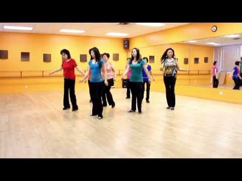 Darling Hold My Hand - Line Dance (Dance & Teach in English & 中文)