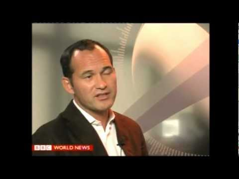 Mobile Advertising by Out There Media on BBC World News