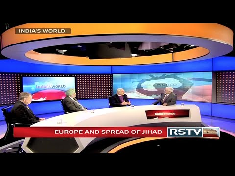 India's World - Europe and spread of Jihad
