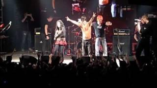 Клип Слот - Хаос (live)