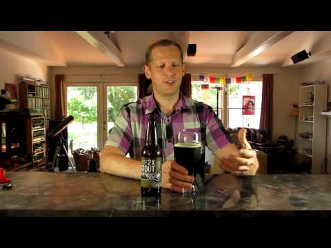 Southern Tier 2x Stout, Craft Beer Geek Review #202