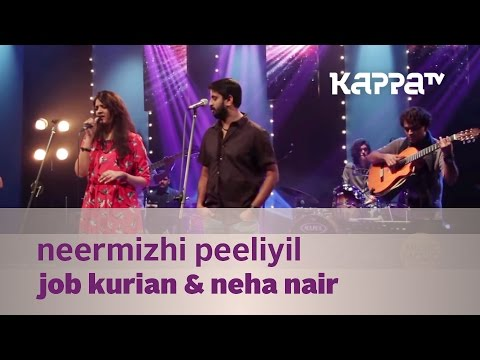 Neermizhi peeliyil by Job & Neha - Music Mojo - kappa TV
