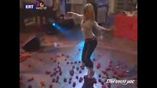Greek Music - tsifteteli - Sexy Greek Girl - Slow cifteteli !!!! (1)