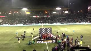 MLS Western Conference Championship 2013
