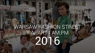 Warsaw Fashion Street 2016 - Kids Collection, AM:PM