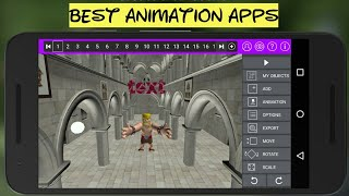 Top 20 Best Animation Apps For Android | Create Cartoon Animation In Android
