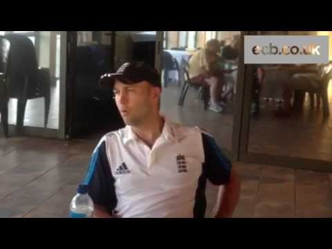 Jonathan Trott on hitting 176 not out for England Lions v South Africa A