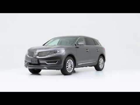 2018 Lincoln MKX Video