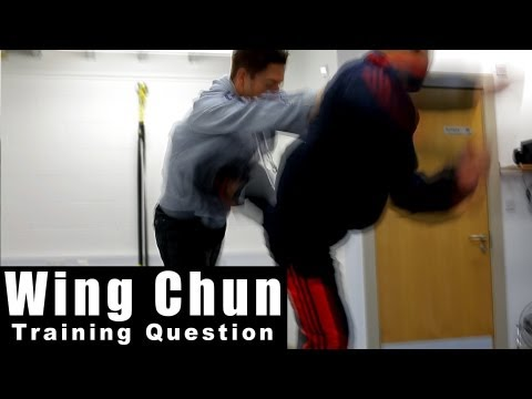 wing chun techniques - how to defend your back Q64 Image 1