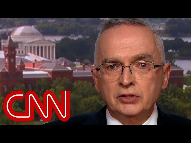 Ex-Fox News analyst Trump is a danger to the US