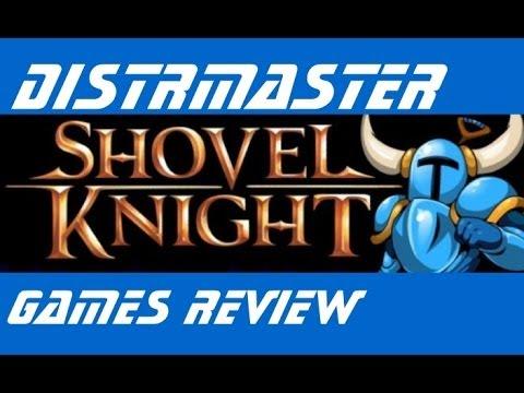 Shovel Knight - Рыцарь лопаты! (обзор)