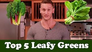 Top 5 Leafy Green Vegetables: Reduce Estrogen & Boost Hormones - Thomas DeLauer