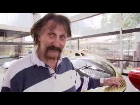 Future Cars Luigi Colani Speed Cars