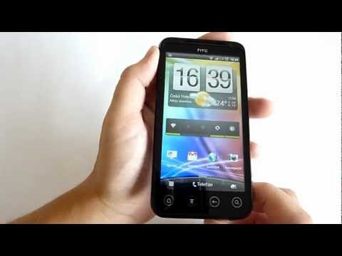HTC Evo 3D: Uivatelsk prosted Sense, 3D obraz a bonusov software (videopohled)