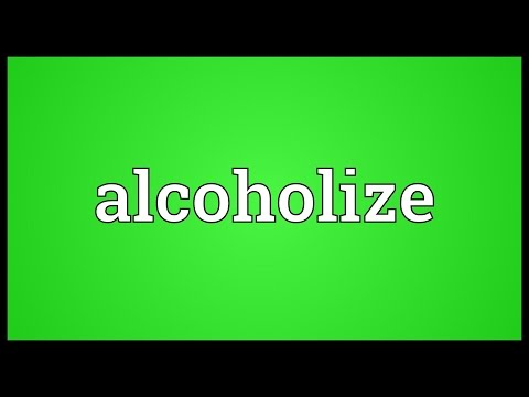Header of alcoholize