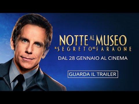 Notte al museo 3 - Il segreto del faraone | Trailer Ufficiale Italiano