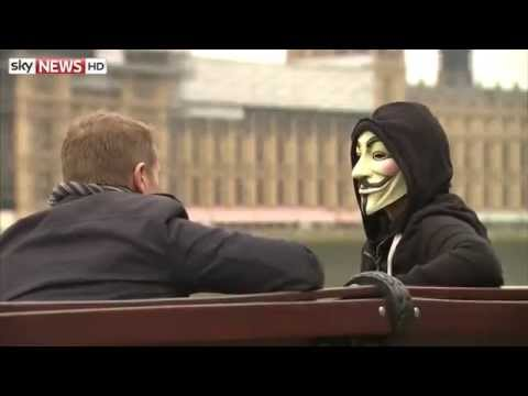 Anonymous Hackers To Expose Child Sex Abusers video