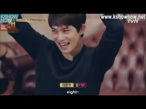 [ENG] FT ISLAND with CN BLUE [Play a Cute Games]