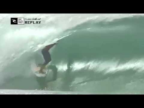 Rip Curl Pro Peniche - 10 points ride