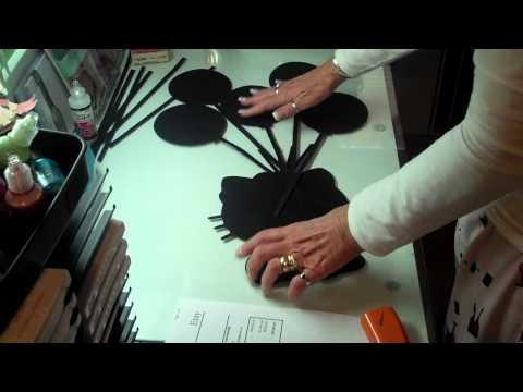 Jumbo Hello Kitty Centerpiece tutorial 001.MP4