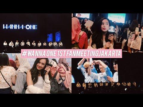 Beby Vlog #16 - WANNA ONE 1ST FANMEETING DI JAKARTA