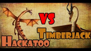 Hackatoo vs Timberjack