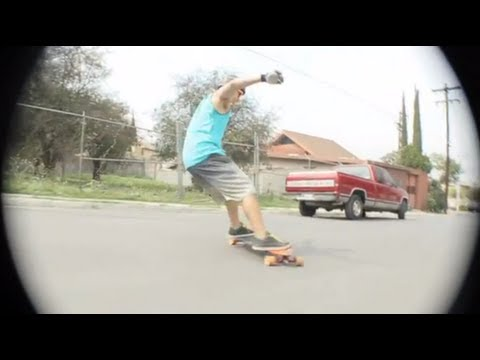 Longboard Mexico: No Comply Trick Tip