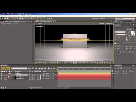 after effects how to make an object follow a path