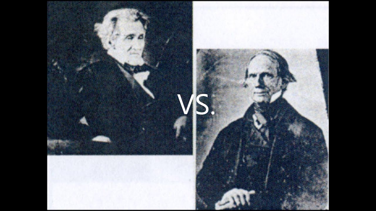 whigs vs jacksonian democrats Jacksonian democracy was a 19th-century political philosophy in the united states that the jacksonian democrats and the whigs politically battled it out.