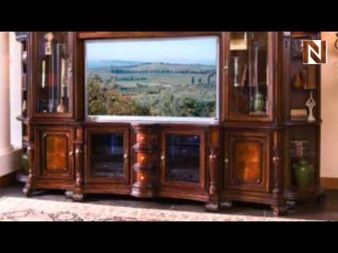 Villa Veneto Etc Corner Curio Unit 927-11 by Fairmont Designs