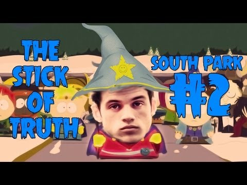 BUTTERS! - South Park : The Stick Of Truth - Bölüm 2
