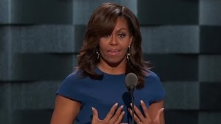 Michelle Obama's DNC speech wows both parties