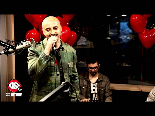 Voltaj - Ultima secunda live la Kiss FM