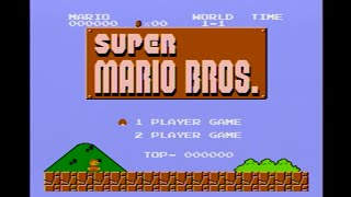 Mega Drive Longplay - Super Mario Bros.