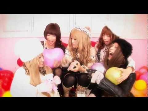 【PV】Melty Love/美女♂men Vlossom【公式】