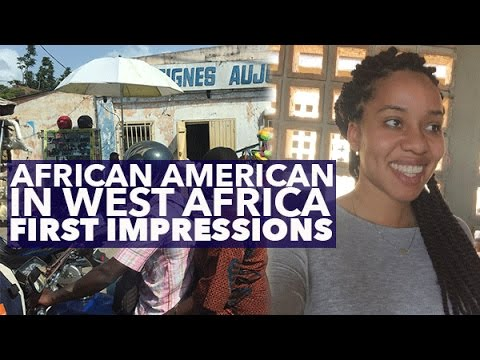 African American in West Africa: First Impressions