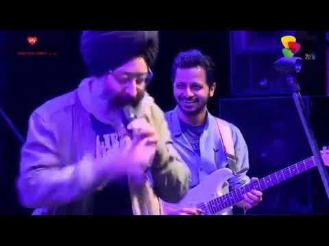Rabbi Shergill's Live Performance At Kasauli Rhythm & Blues Festival 2018